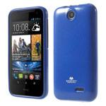 Чехол Mercury Goospery Jelly Case для HTC Desire 310 D310W (синий, гелевый)