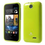 Чехол Mercury Goospery Jelly Case для HTC Desire 310 D310W (зеленый, гелевый)