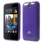 Чехол Mercury Goospery Jelly Case для HTC Desire 310 D310W (фиолетовый, гелевый)