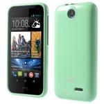 Чехол Mercury Goospery Jelly Case для HTC Desire 310 D310W (бирюзовый, гелевый)