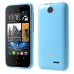 Чехол Mercury Goospery Jelly Case для HTC Desire 310 D310W (голубой, гелевый)