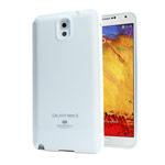 Чехол Mercury Goospery Jelly Case для Samsung Galaxy Note 3 N9000 (белый, гелевый)