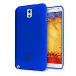 Чехол Mercury Goospery Jelly Case для Samsung Galaxy Note 3 N9000 (синий, гелевый)