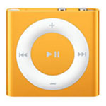 Apple iPod shuffle 2Gb (4th gen) (оранжевый)