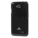 Чехол Mercury Goospery Jelly Case для LG L70 D325 (черный, гелевый)