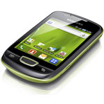 Samsung Galaxy mini S5570 (черный)