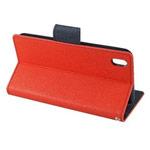 Чехол Mercury Goospery Fancy Diary Case для HTC Desire 816 (красный, кожаный)