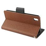 Чехол Mercury Goospery Fancy Diary Case для HTC Desire 816 (коричневый, кожаный)