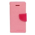 Чехол Mercury Goospery Fancy Diary Case для HTC Desire 610 (розовый, кожаный)