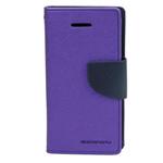 Чехол Mercury Goospery Fancy Diary Case для HTC Desire 610 (фиолетовый, кожаный)