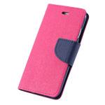 Чехол Mercury Goospery Fancy Diary Case для Apple iPhone 6 (малиновый, кожаный)