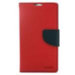 Чехол Mercury Goospery Fancy Diary Case для Nokia XL (красный, кожаный)