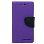 Чехол Mercury Goospery Fancy Diary Case для Nokia XL (фиолетовый, кожаный)