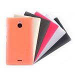 Чехол Nillkin Hard case для Nokia X2 (красный, пластиковый)