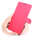 Чехол Nillkin Fresh Series Leather case для Sony Xperia T3 M50 (красный, кожаный)