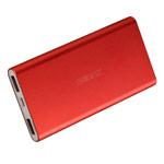 Внешняя батарея Remax Vanguard series универсальная (6600 mAh, красная)
