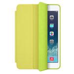 Чехол Apple iPad Air Smart Case (желтый, кожаный)