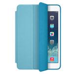 Чехол Apple iPad mini Smart Case (синий, кожаный)