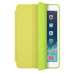 Чехол Apple iPad mini Smart Case (желтый, кожаный)