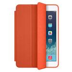 Чехол Apple iPad mini Smart Case (оранжевый, кожаный)