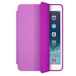 Чехол Apple iPad mini Smart Case (розовый, кожаный)