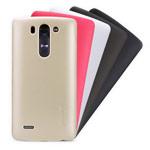 Чехол Nillkin Hard case для LG G3 Beat D724 (G3 mini) (белый, пластиковый)