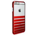 Чехол X-doria Engage Plus для Apple iPhone 6 (красный, пластиковый)