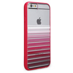 Чехол X-doria Scene Plus Case для Apple iPhone 6 (Pink Ombre, пластиковый)