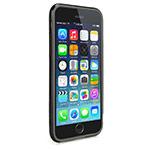 Чехол X-doria Bump Case для Apple iPhone 6 (черный, пластиковый)