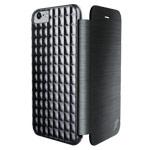 Чехол X-doria SmartJacket case для Apple iPhone 6 (черный, полиуретановый)