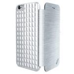 Чехол X-doria SmartJacket case для Apple iPhone 6 (белый, полиуретановый)