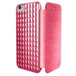 Чехол X-doria SmartJacket case для Apple iPhone 6 (розовый, полиуретановый)