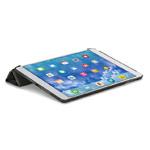 Чехол RGBMIX Smart Folding Case для Apple iPad Air (черный, кожаный)