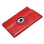 Чехол WhyNot Rotation Smooth для Apple iPad 2/new iPad (красный, кожаный) (NPG)