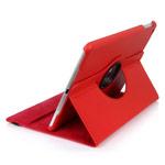 Чехол Yotrix FlipCase Rotation для Apple iPad Air (красный, кожаный)
