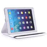 Чехол Yotrix FlipCase Rotation для Apple iPad Air (белый, кожаный)