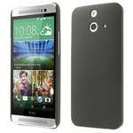 Чехол Yotrix HardCase для HTC One E8 (черный, пластиковый)