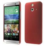 Чехол Yotrix HardCase для HTC One E8 (красный, пластиковый)