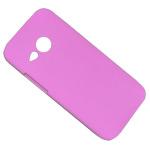 Чехол Yotrix HardCase для HTC One mini 2 (HTC M8 mini) (розовый, пластиковый)