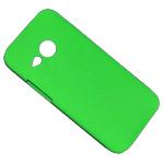 Чехол Yotrix HardCase для HTC One mini 2 (HTC M8 mini) (зеленый, пластиковый)