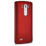 Чехол Yotrix HardCase для LG G3 D850 (красный, пластиковый)