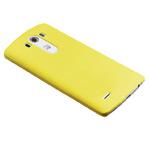Чехол Yotrix HardCase для LG G3 D850 (желтый, пластиковый)
