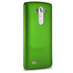 Чехол Yotrix HardCase для LG G3 D850 (зеленый, пластиковый)
