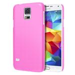 Чехол Yotrix HardCase для Samsung Galaxy S5 SM-G900 (розовый, пластиковый)