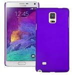 Чехол Yotrix HardCase для Samsung Galaxy Note 4 N910 (фиолетовый, пластиковый)