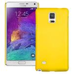 Чехол Yotrix HardCase для Samsung Galaxy Note 4 N910 (желтый, пластиковый)