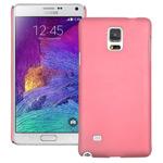 Чехол Yotrix HardCase для Samsung Galaxy Note 4 N910 (розовый, пластиковый)