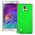 Чехол Yotrix HardCase для Samsung Galaxy Note 4 N910 (зеленый, пластиковый)