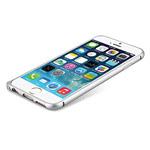 Чехол Yotrix BumperArc для Apple iPhone 6 plus (серебристый, алюминиевый)