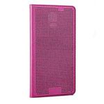 Чехол Yotrix DotCase Flip для Samsung Galaxy S5 SM-G900 (розовый, кожаный)